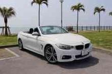 BMW 435i カブリオレ