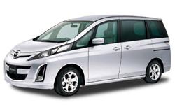 琉球レンタカーのWAクラス【7~8名乗りワゴン・CD・ナビ・ETC・AUX端子装備】