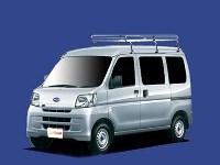 奄美ラッキーレンタカーの軽自動車(660CC スバルサンバーバン 全車キャリア付き)