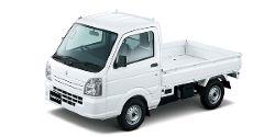 奄美ラッキーレンタカーの軽トラック(660CC キャリイトラック 奄美空港貸出・返車限定です。)