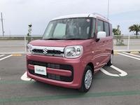 ガリバーレンタカーの【免責補償料込み】R2~R1年登録軽自動車。Bluetooth対応ナビ付き