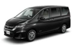 中央リースレンタカー コレカのミニバンW2(免W2-C):新車登録4年以内/免責補償込み/ナビ等標準装備