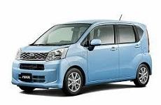 平成レンタカーのスモールタイプ