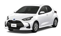 フジレンタカーのコンパクトカー(ETC・ナビ・AUX端子・24時間ロードサービス対応)