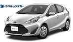 ◆低燃費♪♪ハイブリッド★アクア同等◆車内除菌済◆更新ナビ搭載
