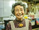 野村屋のアイスキャンデーのおばあちゃん