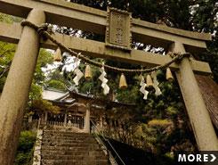 神々が降り立つ山に佇む修験道の聖地、玉置神社