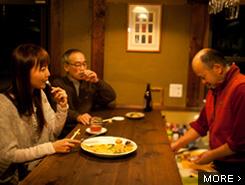 地元の人々が愛する 絶品ガレットの素敵カフェ