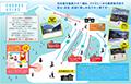 日光湯元スキー場のイメージマップ