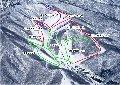 オグナほたかスキー場のイメージマップ