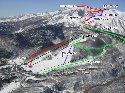 草津温泉スキー場のイメージマップ