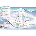 軽井沢スノーパークのイメージマップ