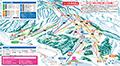 石打丸山スキー場のイメージマップ