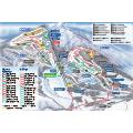 舞子スノーリゾートのイメージマップ