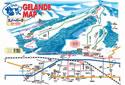 シャトー塩沢スキー場のイメージマップ
