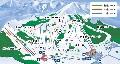 湯沢パークスキー場のイメージマップ
