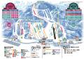 さっぽろばんけいスキー場のイメージマップ