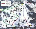 浦佐スキー場のイメージマップ