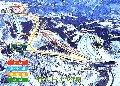 ニュー・グリーンピア津南スキー場のイメージマップ