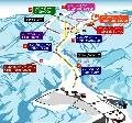 IOX-AROSA(イオックスアローザ)スキー場のイメージマップ