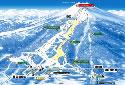 ニセコビレッジスキーリゾートのイメージマップ