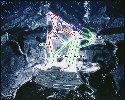 サンメドウズ清里スキー場のイメージマップ