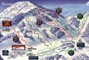 アサマ2000パークスキー場のイメージマップ