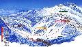 峰の原高原スキー場のイメージマップ