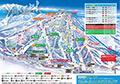 志賀高原 焼額山スキー場のイメージマップ