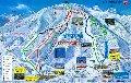 志賀高原  奥志賀高原スキー場のイメージマップ