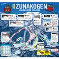 飯綱高原スキー場のイメージマップ