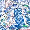 Hakuba 47 ウインタースポーツパーク(白馬47)スキー場のイメージマップ