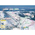 車山高原SKYPARKスキー場のイメージマップ