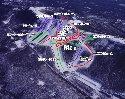 しらかば2in1スキー場のイメージマップ