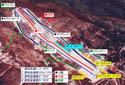 白樺高原国際スキー場のイメージマップ