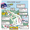 オーンズスキー場のイメージマップ
