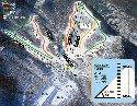 八千穂高原スキー場のイメージマップ