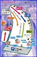 あさひプライムスキー場のイメージマップ