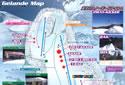 あららぎ高原スキーのイメージマップ