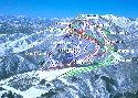高鷲スノーパークのイメージマップ