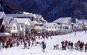ほおのき平スキー場のイメージマップ