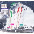 モンデウス飛騨位山スノーパークのイメージマップ