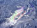 飛騨かわいスキー場のイメージマップ