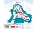 ピステジャポン伊吹スキー場のイメージマップ