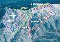 びわ湖バレイのイメージマップ