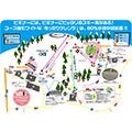 神鍋高原 アップかんなべスキー場のイメージマップ