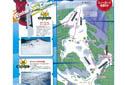 ばんしゅう戸倉スノーパークのイメージマップ