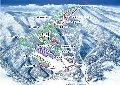 ぬかびら源泉郷スキー場のイメージマップ