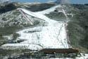 九重スキー場のイメージマップ