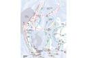 赤倉観光リゾートスキー場のイメージマップ